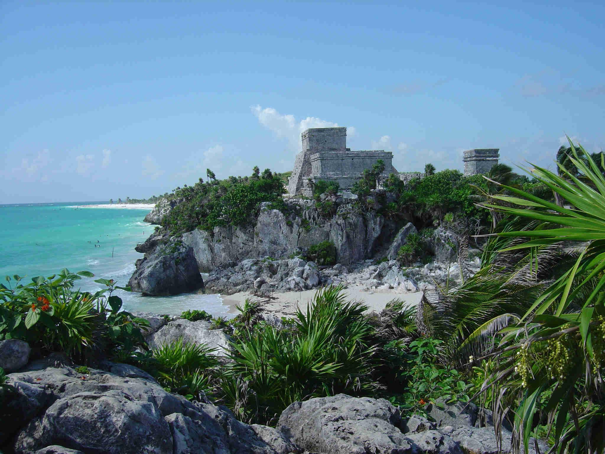 Mayas Mas Del Mundo Maya Recibe Más