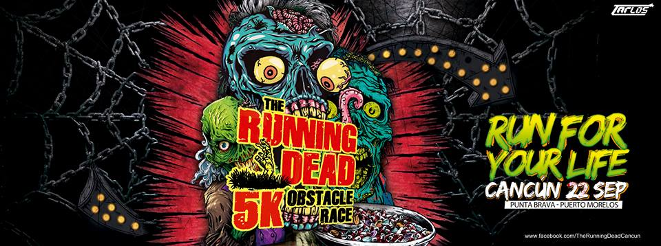 The running dead Cancún