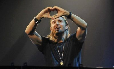 David Guetta en Cancun