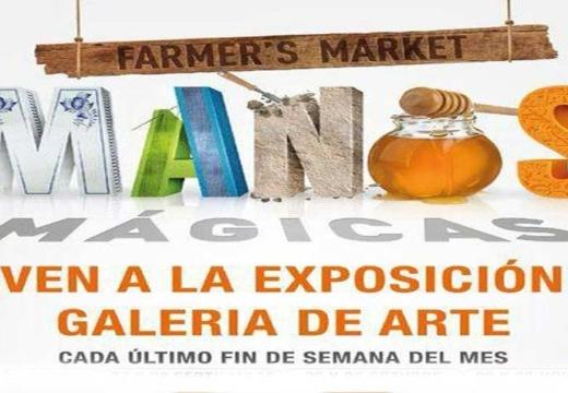 """Exposición """"Manos Mágicas"""" en Cancún"""