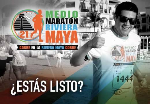 Medio Maratón Riviera Maya 2014
