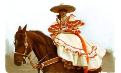 ESCARAMUZA Charra