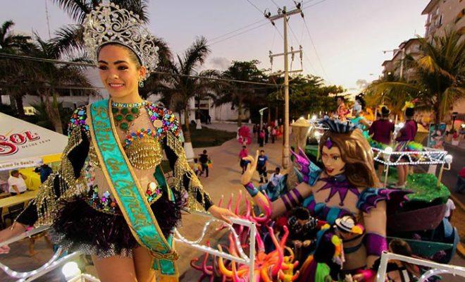 Carnaval cozumel Sal!