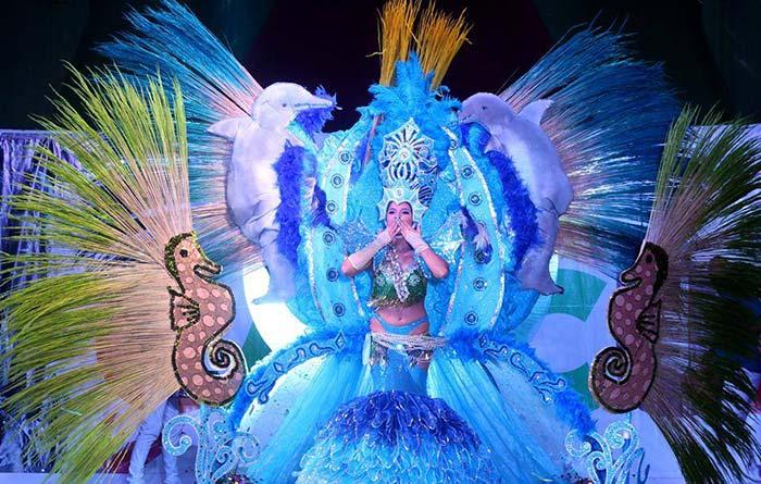 Carnaval de Cancún 2015