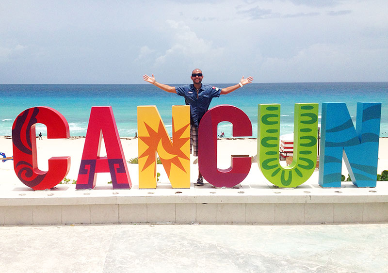 twitter party cancun