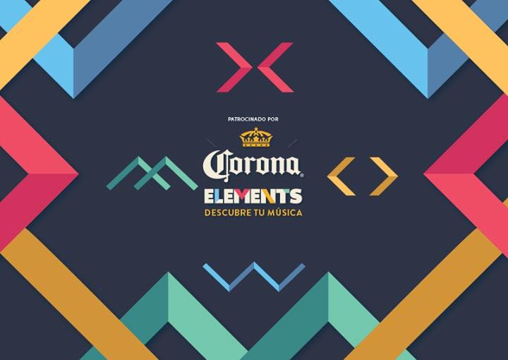 festival corona elements