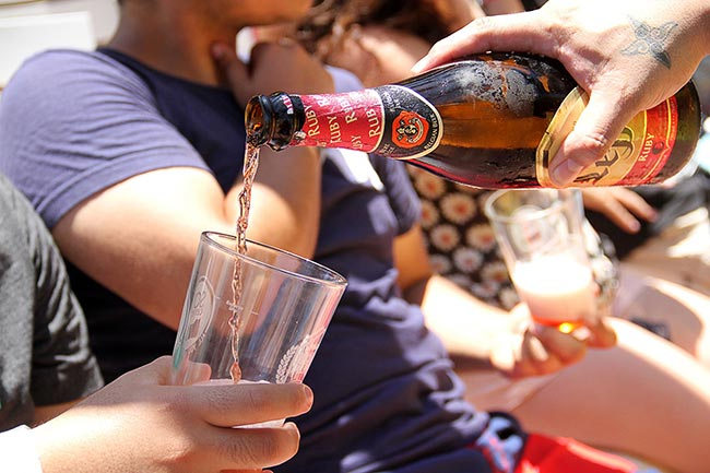 festival de cerveza puerto morelos