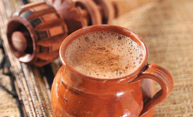 chocolate caliente en cancun