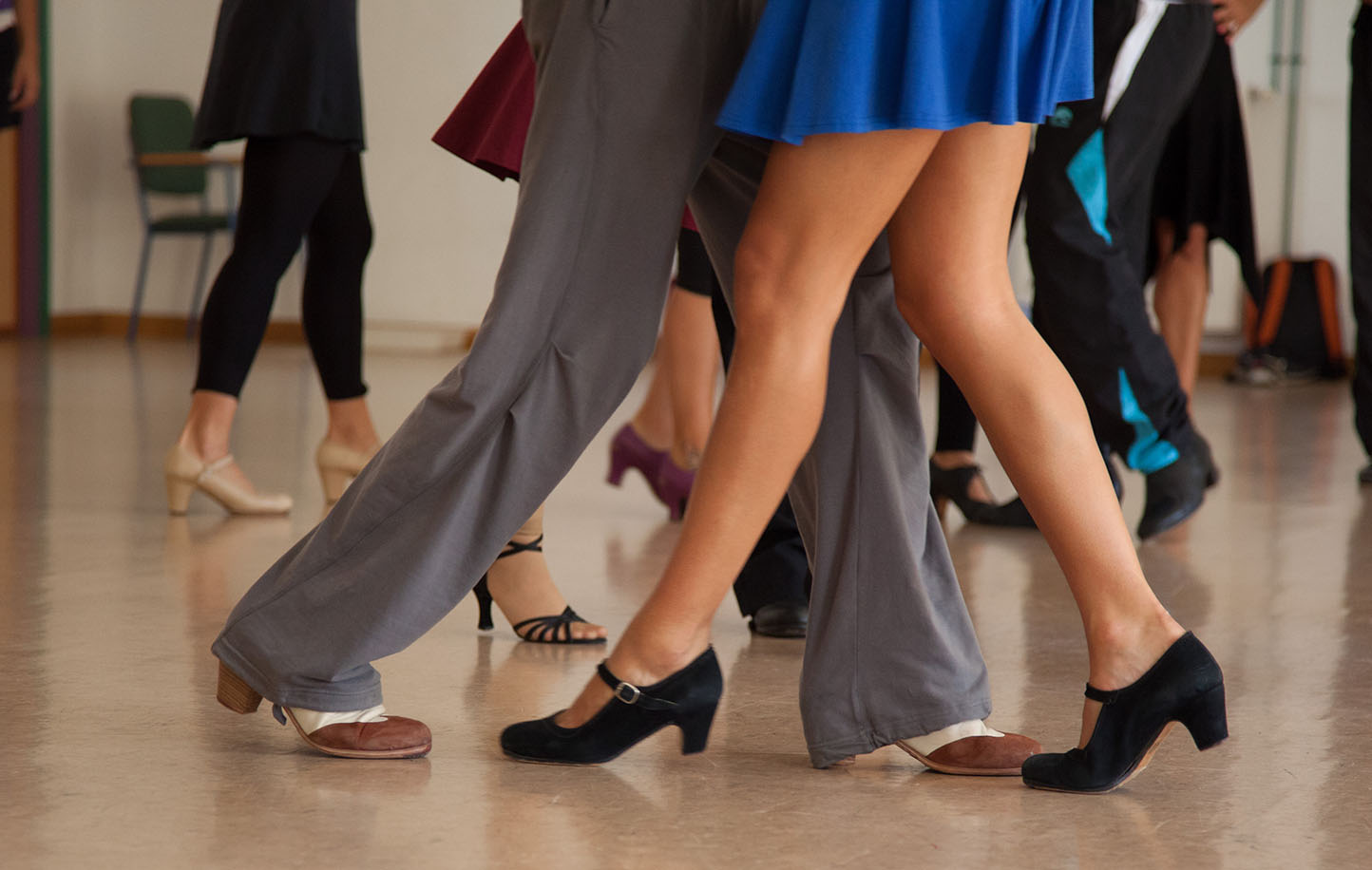 clase danza
