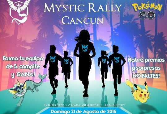 rally pokemon go