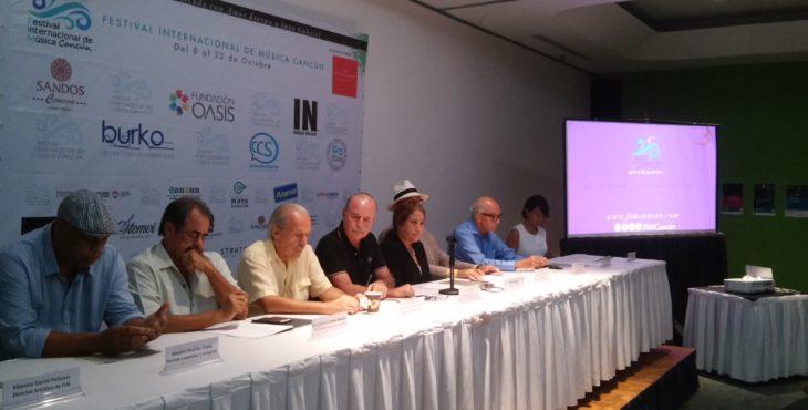 Festival Internacional de Música Cancún